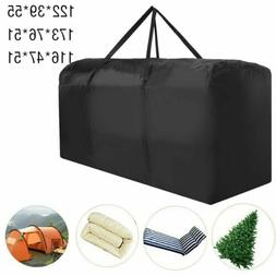 Waterproof Cushion Storage Bag Outdoor Patio Furniture Prote