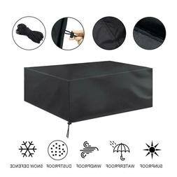 Patio Furniture Cover Dustproof Waterproof Table and Chair C