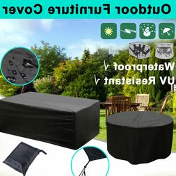 Waterproof Garden Patio Furniture Cover Covers for Rattan Ta