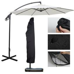 Waterproof Patio Umbrella Cover Outdoor Canopy Protect Carry