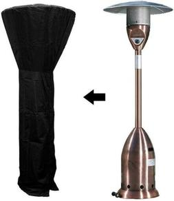 Womdee Patio Heater Cover,Outdoor Weatherproof Flame Full Le